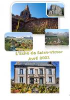 Echo Saint Victor Avril 2021