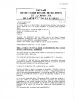 délibération création SPANC et délégation à la SEMERAP