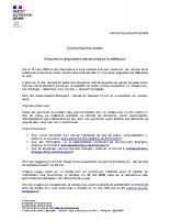 services Préfecture